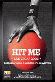 Dodgeball Tournament PosterDodgeball Tournament Poster